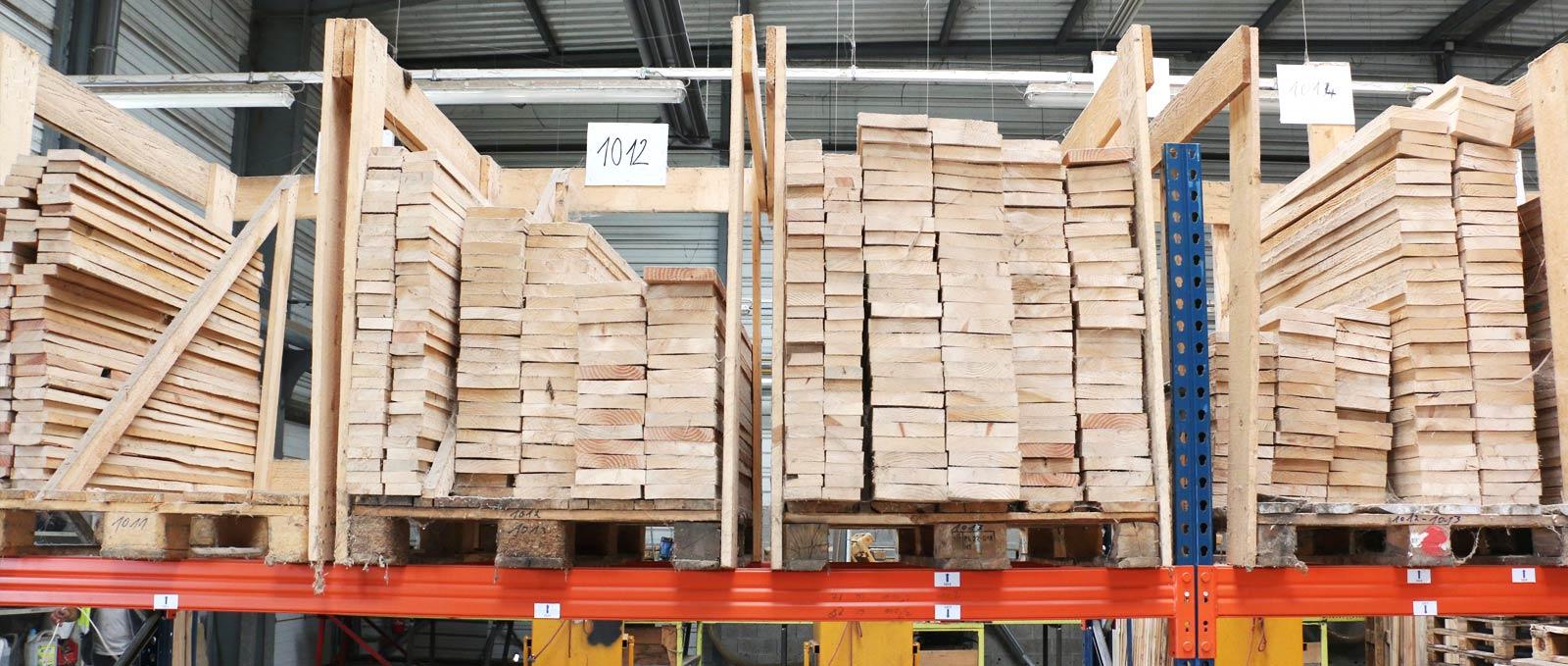 Réparation bois Palettes ESAT-EA Les Tournesols à Colmar