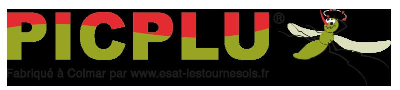 Logo moustiquaire Picplu Colmar